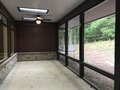12. screened in porch
